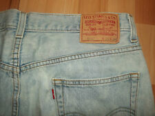 "LEVIS 505 REGULAR FIT JEANS W36"" L31""  FADED BLUE(ORIGINAL) 51"