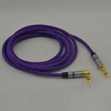 7M Purple Pro Guitar/Bass Amp Amplifier Lead Cord Cable FOR GUITAR Cable !