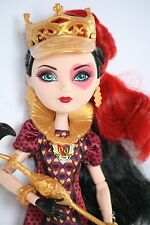 Ever AFTER HIGH DOLL Lizzie Hearts tricastleon MATTONCINI Display