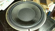 "Altec Lansing 508 NEW Woven Carbon Fiber speakers 8 inch 8"" driver NOS"