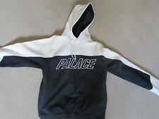 PALACE SKATEBOARDS SPACE HOODIE WHITE/NAVY - WINTER 2016 - SIZE SMALL S