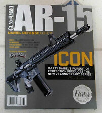 AR-15 Winter 2016 DANIEL DEFENSE 2001-2016 Edition BIG & RICH Interview ICON New