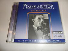CD  Frank Sinatra - Love Me As I am
