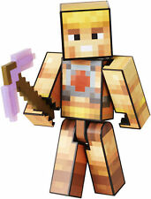 SDCC 2016 Mattel Minecraft Survival Mode Player One  Option 1 He-Man Skin Excl.