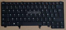For DELL Latitude E6320 E6330 E6420 E6430 Keyboard French Backlit POINTER Azerty