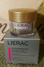 Lierac Coherence Day & Night Anti-Wrinkle And Firming Cream New