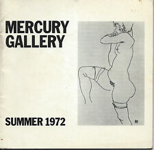 Mercury Gallery: Summer 1972/Mercury Gallery, London, June 6 – September 1, 1972