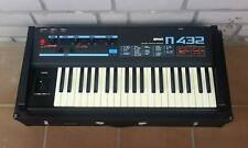 Formanta P-432 soviet wavetable poly synth 80's Polivoks plant w/MIDI mint!