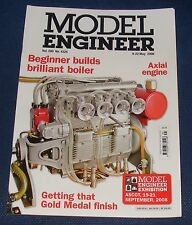 MODEL ENGINEER  9TH - 22ND MAY 2008  VOLUME 200 NUMBER 4325