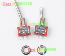 2Pcs DIY 2-Position Switch For Walkera DEVO10 DEVO7 AT9 Transmitter Flysky WFLY