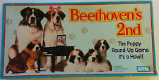 Vintage Parker Brothers Beethoven's 2nd Puppy Round-Up Board Game 100% Complete