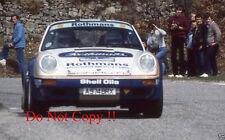 Henri Toivonen Porsche 911 SC RS Terre Garrigues Rally 1984 Photograph
