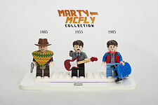 NEW Lego Back to the Future MARTY McFLY Minifig Collection - Minifigures