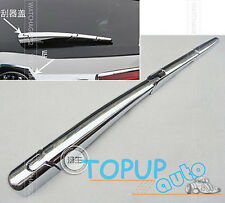 FIT FOR 2011~ KIA SPORTAGE CHROME REAR TAIL WINDOW WIPER ARM COVER TRIM MOLDING