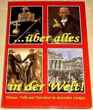 R.  Stein - Ein Buch über das D E U T S C H E - L I E D G U T - gebunden