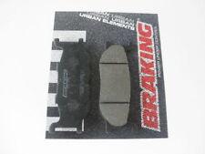 BRAKING COPPIA DI PASTIGLIE FRENO ANTERIORI 750SM1 YAMAHA XP T-MAX 500 01 02 03