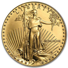 1989 1 oz Gold American Eagle Coin
