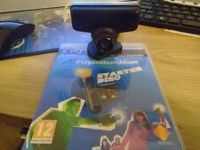 Sony PlayStation Move Starter Pack  - PS3 Eye Camera (With Starter Disc)