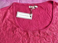 LADIES TOP, TOMMY AND KATE, SIZE SMALL  BRAND NEW