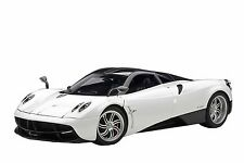 Autoart 1/18 Pagani Huayra (White) (Japan Import)