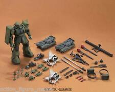 BANDAI GUNPLA GUNDAM HG ZAKU GROUND ATTACK SET HIGH GRADE 1/144