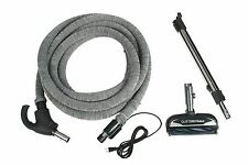 Cen-Tec Systems 90991 CT10 QuietDrive Response Powerhead with 35 Foot Hose