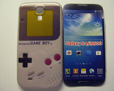 NEW NINTENDO GAME BOY CASE FOR SAMSUNG GALAXY S4/i9500 CELL PHONE RIGID PLASTIC