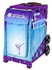ZUCA Sport ICE DREAMZ Insert & Purple Frame w/ Flashing  - FREE SEAT CUSHION!!!