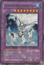 1x (M/NM) Elemental Hero Absolute Zero - YG04-EN001 - Ultra Rare - Promo Edition