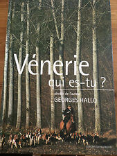 Venerie Qui Es Tu Photos De L'auteur Georges Hallo French Fox Hunting