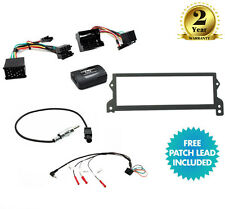 BMW Mini R50 R52 R53 (2001-2006) Car Stereo Di Fascia Volante Kit CTKBM18