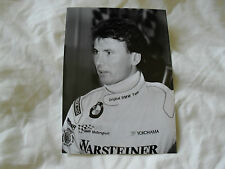 7 x 5 MOTORSPORT PRESS PHOTO - 1993 BTCC - STEVE SOPER - BMW - WARSTEINER