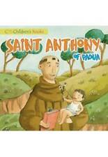 St Anthony of Padua (Childrens Books),ACCEPTABLE Book
