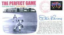 COVERSCAPE computer designed 60th anniversary of Don Larsen's Perfect Game cover