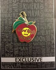 HARD ROCK CAFE NEW YORK CITY USA PIN COLLECTIBLE EXCLUSIVE NEW YORK APPLE
