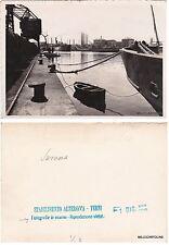 # SAVONA: FOTO STAB. ALTEROCCA -TR FOTO IN ESAME PER CARTOLINA 1940