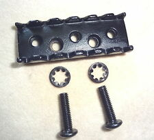 FLOYD ROSE Lic. LOCKING NUT BASE MIGHTY MITE BLACK 43MM Bottom Mnt 4 Guitar