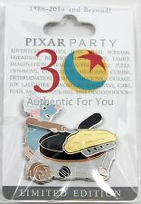 NEW 2016 Disney Pin Pixar Party Chef Remy Ratatouille Breakfast Pin LE 500