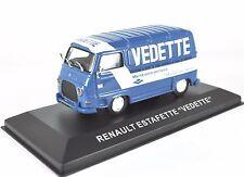 """Renault Estafette """"VEDETTE"""" 1:43 Altaya Nos Chères Camionnettes d'Antan"""