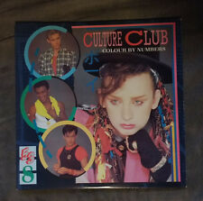 Culture Club Colour By Numbers On Vinyl
