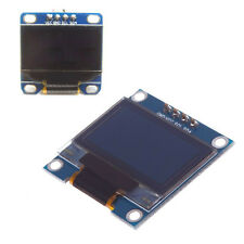"0.96"" I2C IIC SPI Serial 128X64 OLED Blue LCD Display Module for Arduino 51 SCR"