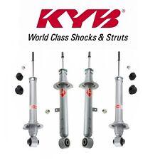 4-KYB Excel-G® Struts 2-Front & 2-Rear LEXUS IS250 IS350 All Wheel Drive