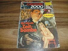 CALLGIRL 2000  # 20 -- die blonde Zeitbombe // SEX - KRIMI - ACTION  1970er