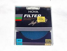 67mm Hoya 80B Blue Glass Lens filter 80 B Japan Coated Round Color Conversion