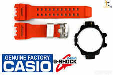 CASIO G-Shock Gravity Master GPW-1000-4A Orange Carbon Fiber BAND & (TOP) BEZEL