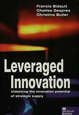Leveraged Innovation: Unlocking the Innovation Potential of Strategic Supply (Ma