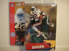 Emmitt Smith Red Jersey with gloves Variant Figure Series 6 Arizona Cardinals