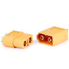 1 Pair XT60 Male Female Bullet Connectors Plugs For RC Hobby Lipo Battery