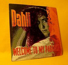 Cardsleeve Single CD DAHLI Welcome To My Paradise 2TR 1997 trance