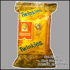 Fridge Fun Refrigerator Magnet HOSTESS TWINKIES Package -Version B- Retro Food